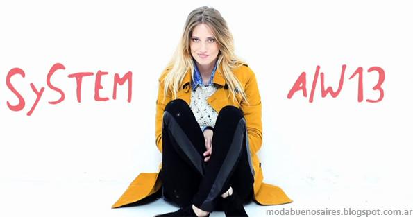 Otoño invierno 2013 moda Argentina
