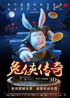 Kung Fu Thỏ Ngố-Legend Of A Rabbit}