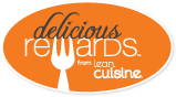 Delicious Rewards logo