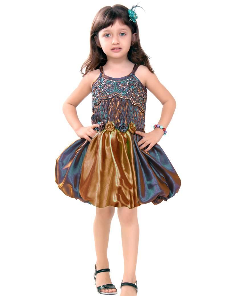 Kids Fashion Girls Dresses