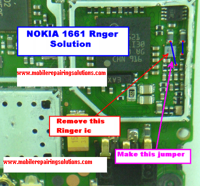 Jumpers, 1661 Ringer Ic Jumpers, 1661 Buzzer Ic Jumpers, 1661,nokia