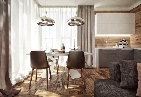 Ivonne Sempr N Moderna Casa Con M Ltiples Funciones En Mosc