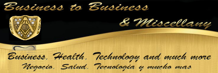 Business to Business and Miscellany