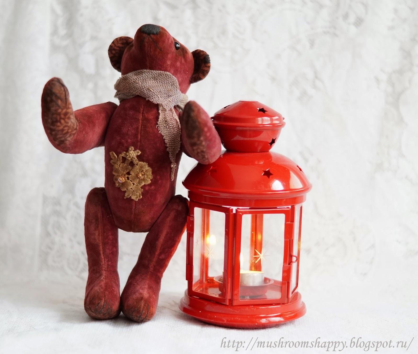 Teddybear Goracio