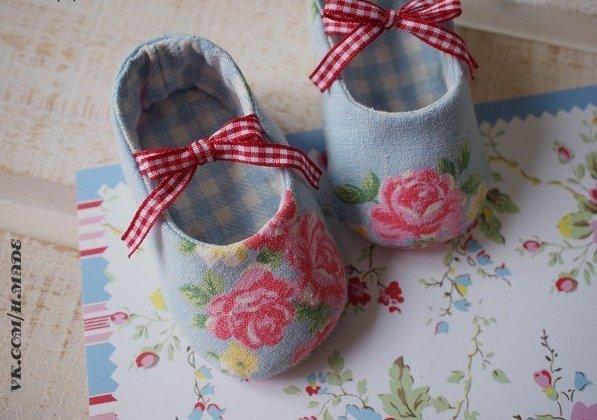 обувь для куклы своими руками, мастер класс