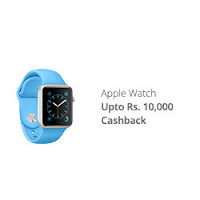 Buy Apple Watch upto Rs. 10000 Cashback : BuyToEarn
