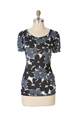 Anthropologie Poppyfield Tee