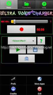 Deluxe Ultra Voice Changer Free Apps 4 Android