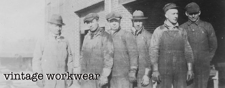 vintage workwear