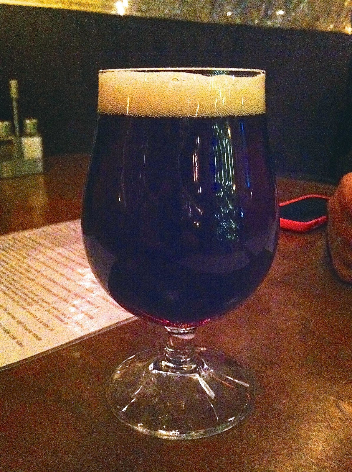 Dust Bowl Scotch Ale 1