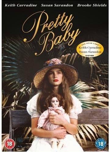 Прелестное дитя / Pretty Baby / Niña bonita / La petite. 1978.