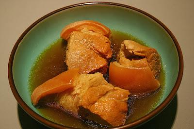 Cách làm thịt kho tàu nước cốt dừa ngon