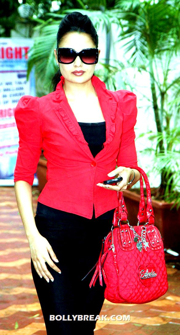 , Diana Hayden, Uvika Chaudhary And Others At Launch Of Yogesh Lakhani's Social Campaign 'we Love Mumbai'