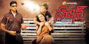 Telugu movie Sachin wallpapers-thumbnail-1