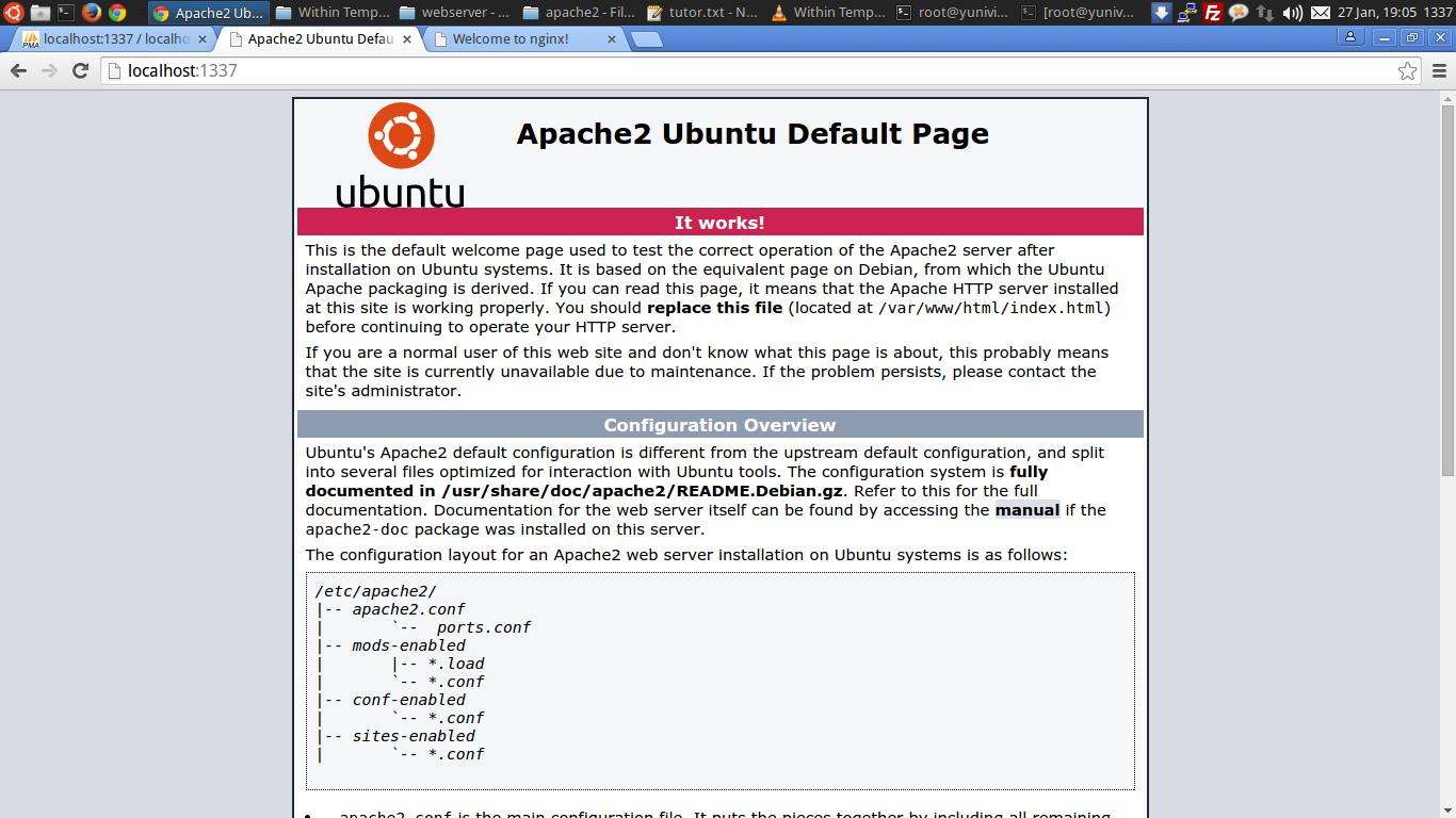 configure apache to allow file upload