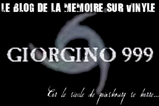 Giorgino999 , le blog de la mémoire sur vinyle....
