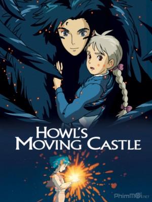 Poster Howls Moving Castle 2004