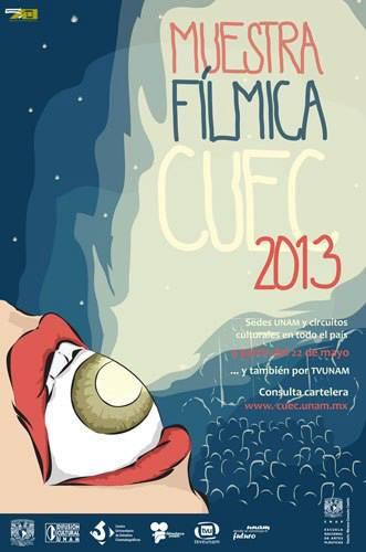 Muestra fílmica 2013 del CUEC en la Filmoteca de la UNAM