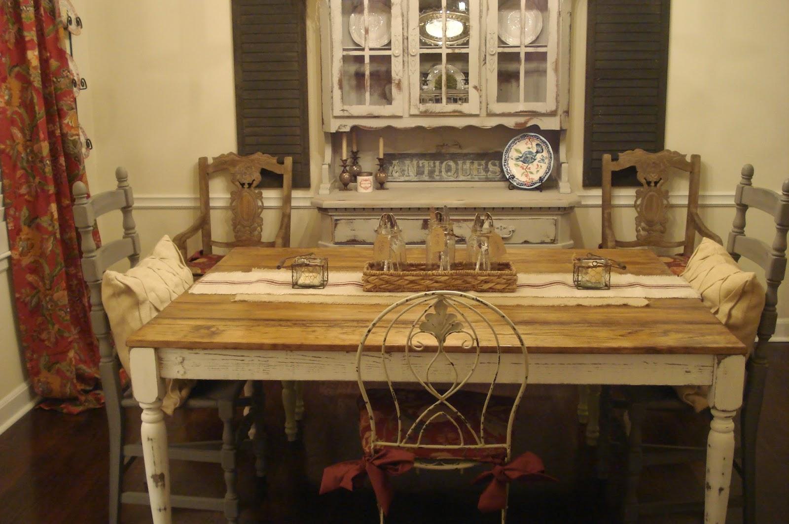 Farmhouse Dining Room Table Designs