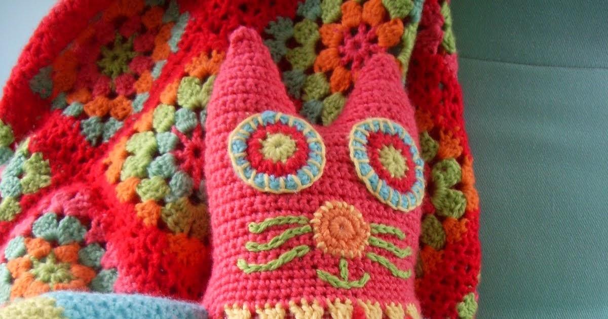 Kitty Cat Tutorial/Pattern .....Part 1