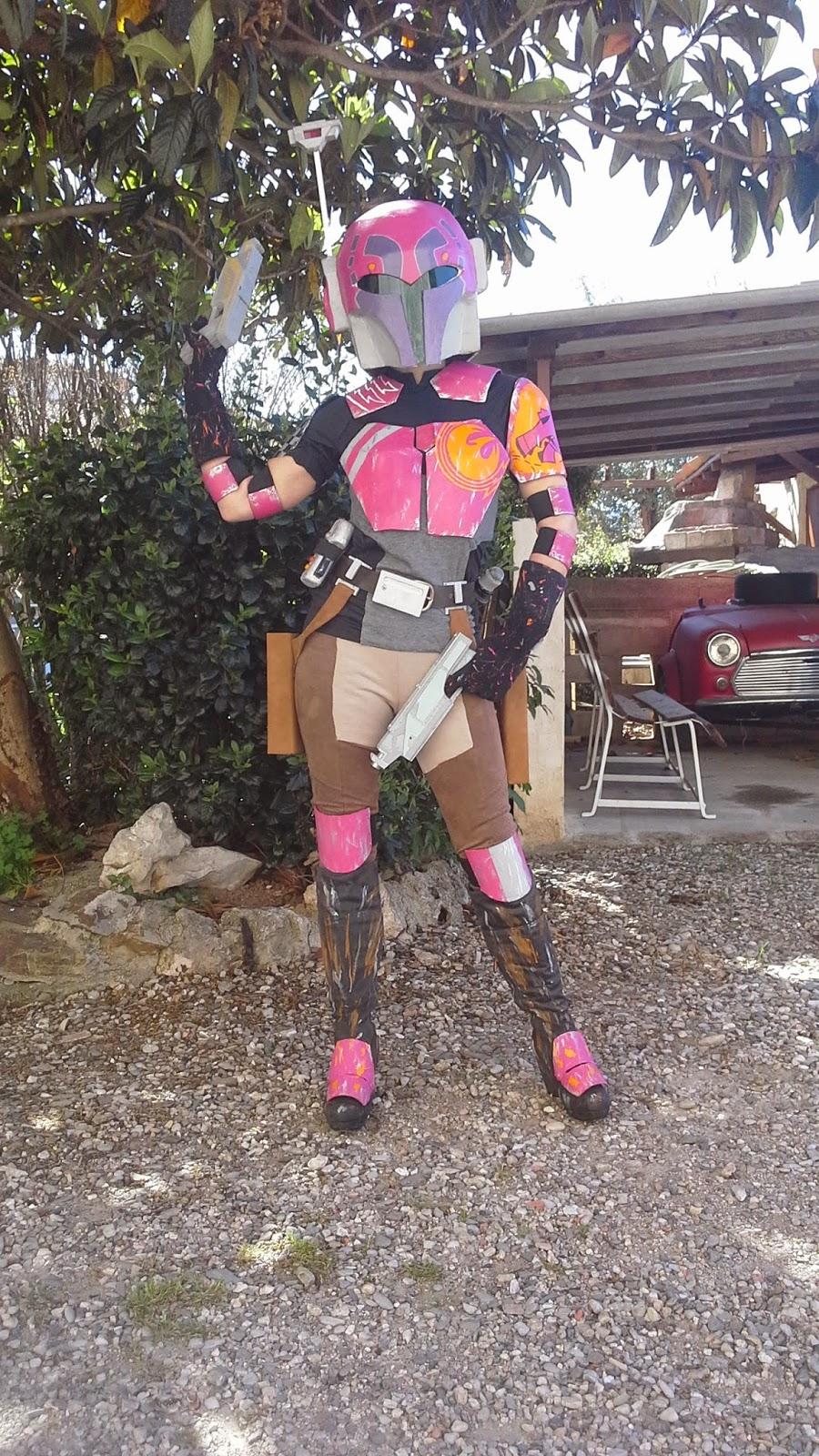 sabine costume star wars