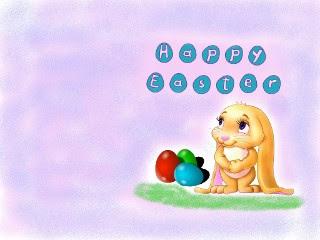 Happy Easter, čestitka za Uskrs download besplatne pozadine slike za mobitele