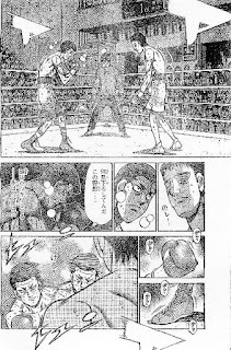 Hajime No Ippo 974 raw scans 975 spoilers 975 confirmed spoilers 976 predictions spoilers 976 Hajime no Ippo Manga read online free 974