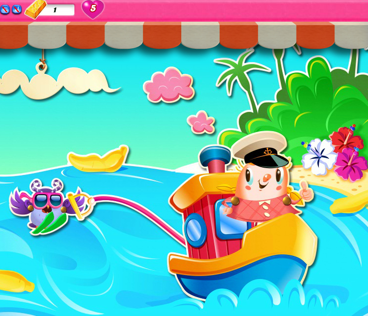 Candy Crush Saga 1161-1175