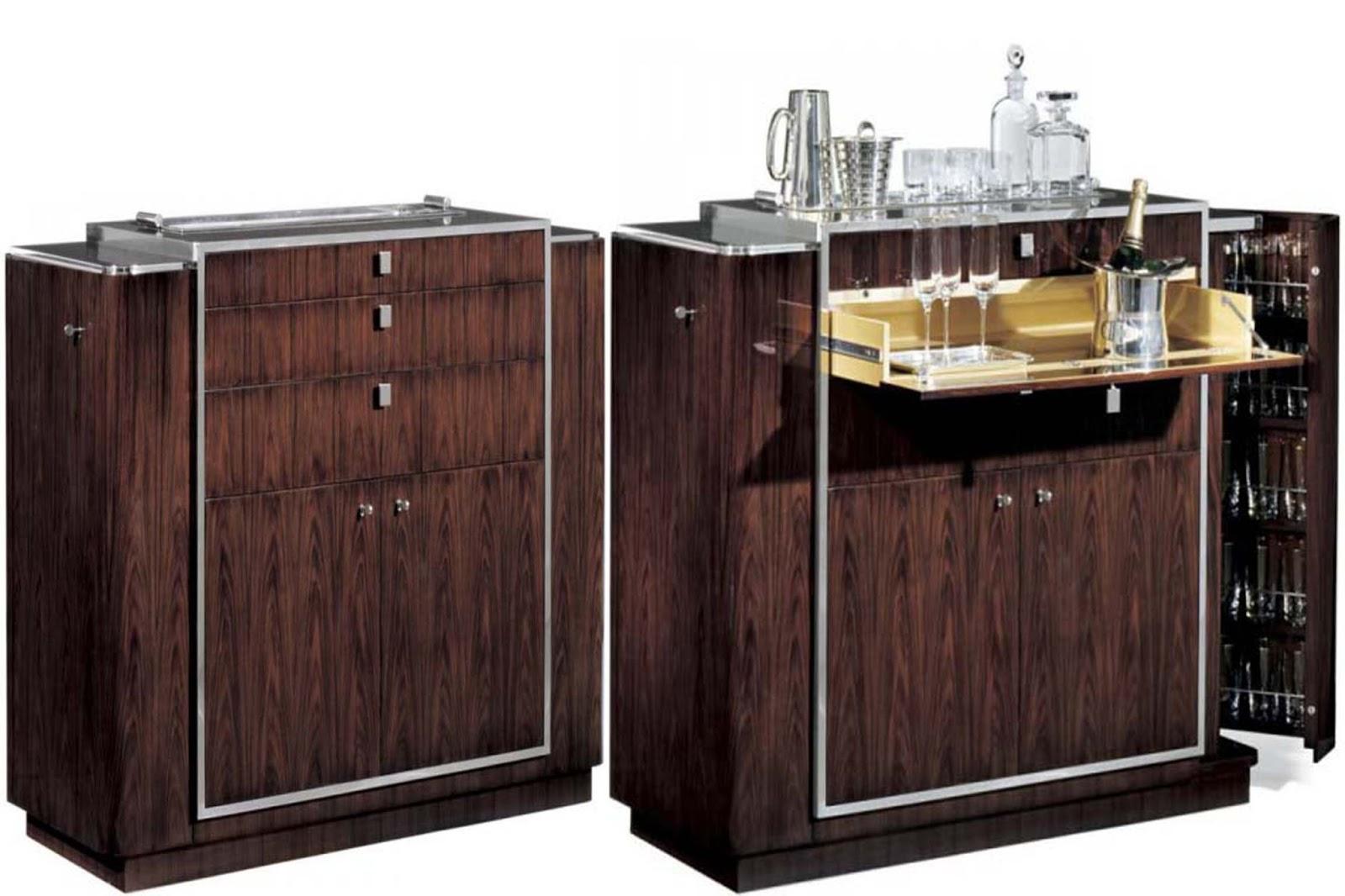 Ralph laurent y su nuevo mueble bar duke - Mueble bar moderno ...