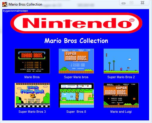 Mario Bros Collection [PC]