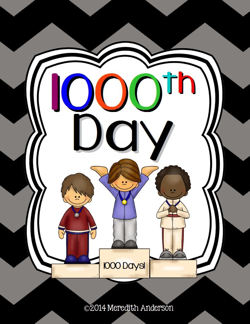http://www.teacherspayteachers.com/Product/1000th-Day-of-School-Celebrate-this-milestone-with-your-5th-graders-1065530