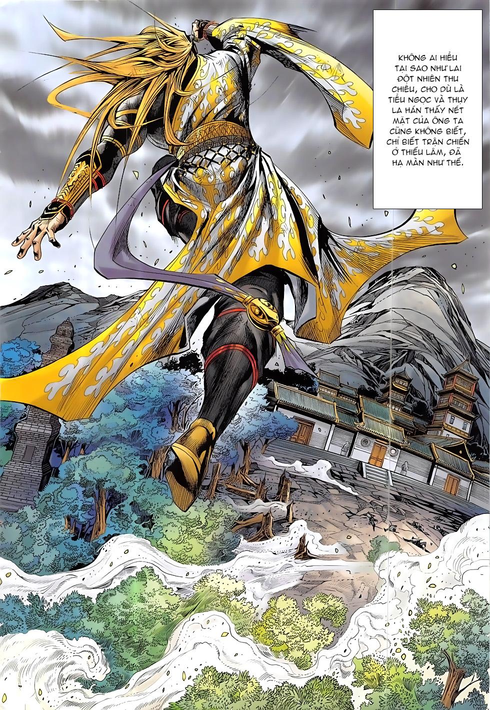 Thần Chưởng chap 24 – End Trang 8 - Mangak.info