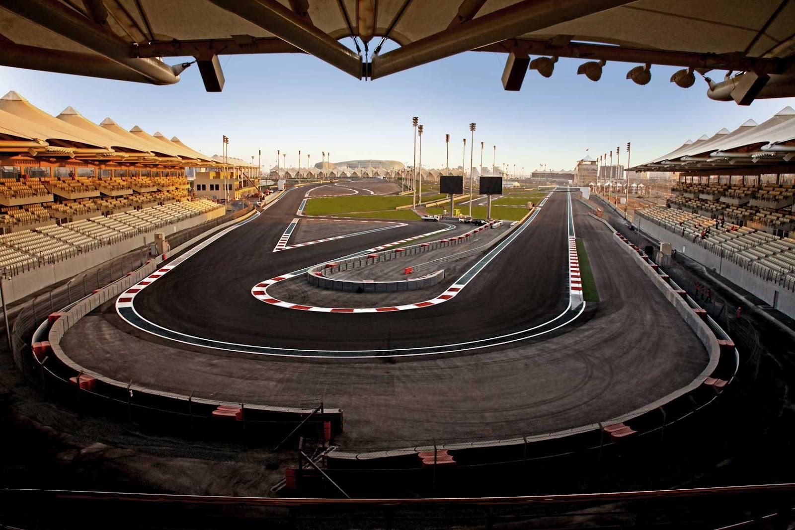 Abu Dhabi F1 Grand Prix Abu Dhabi United Arab Emirates