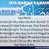 Doa Harian Bulan Ramadhan | Doa Hari Ke-18