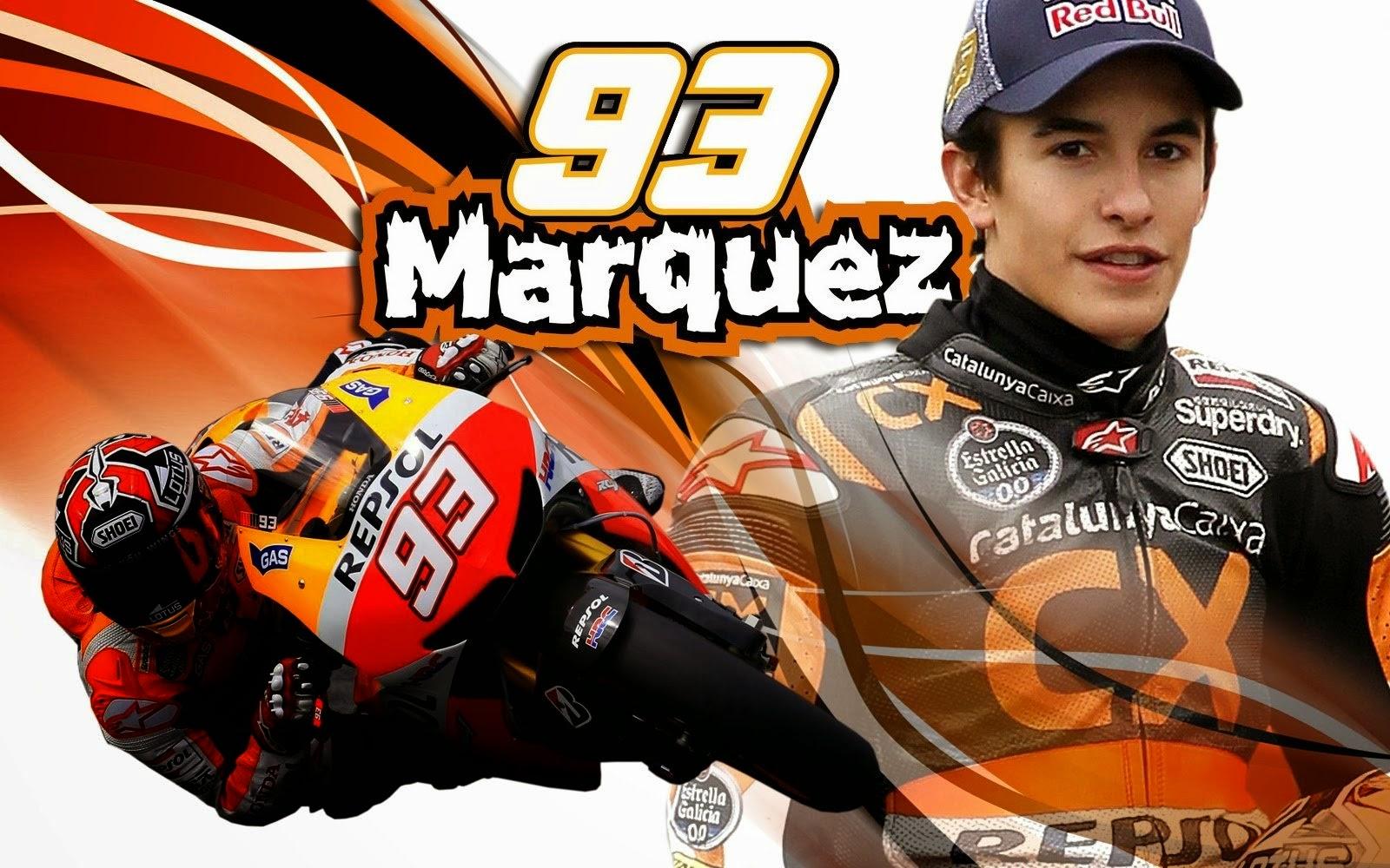 Marc Marquez HD Wallpaper 2014