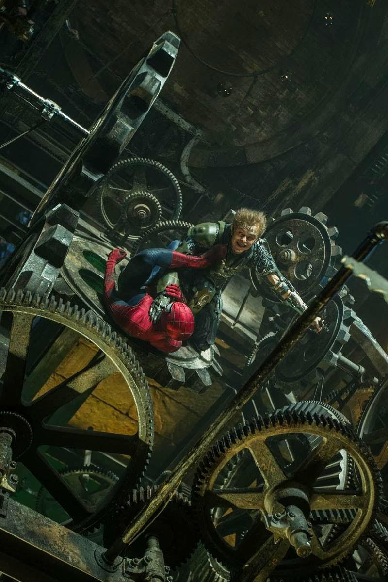 """Dane DeHaan es Harry Osborn y el Duende Verde en """"The Amazing Spider-Man 2: El Poder de Electro"""""""