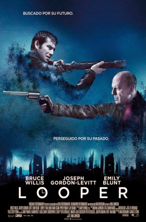 Looper: Theatrical release Poster