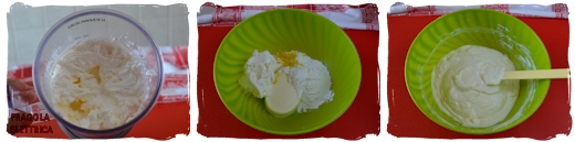 Cheesecake di Amarene
