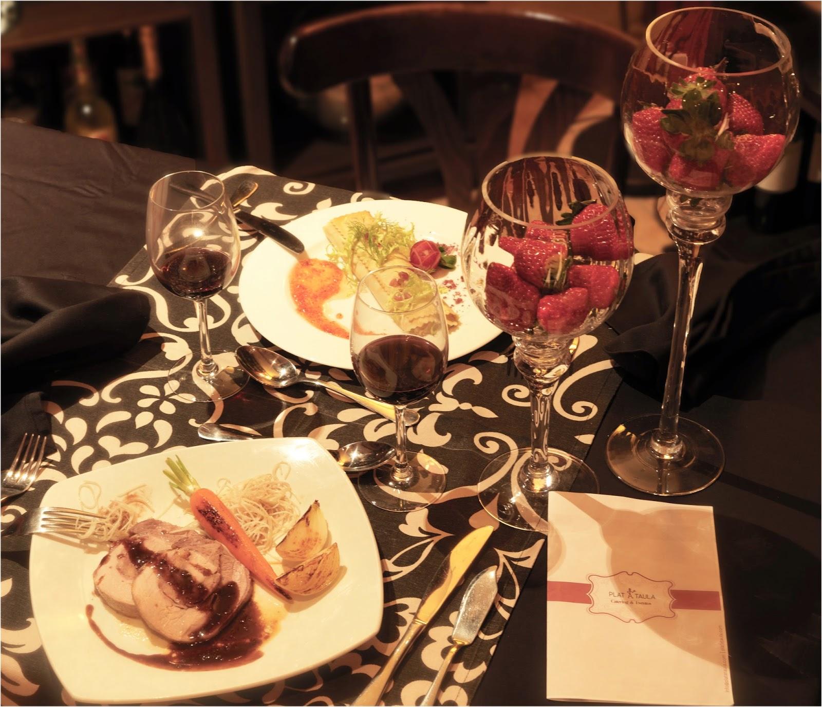 plat a taula