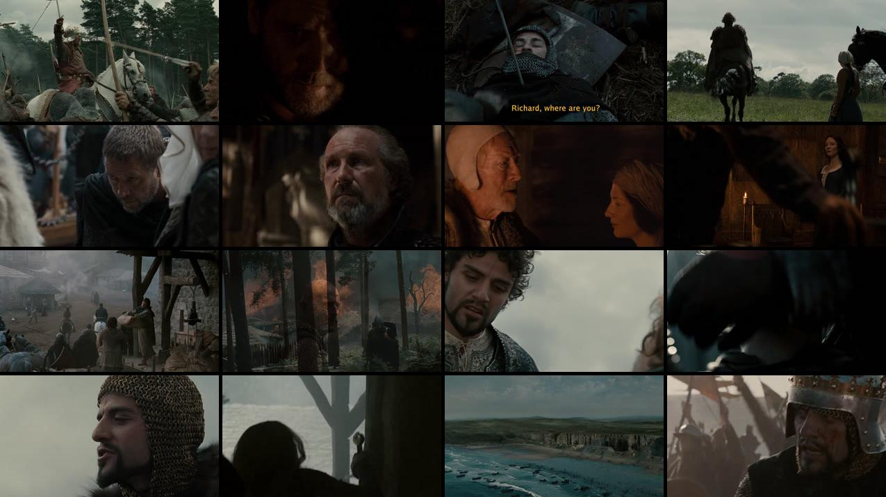 Robin Hood 2010 BluRay 720p 850MB Screenshot