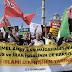 """بالصور..استمرار التظاهرات الداعمة لثوار مصر وسوريا في تركيا بعنوان: """"الدعم للمقاومين في مصر وسوريا"""""""