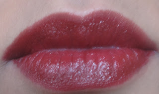 mac dubonnet, red, lipstick, red, matte, swatch, review