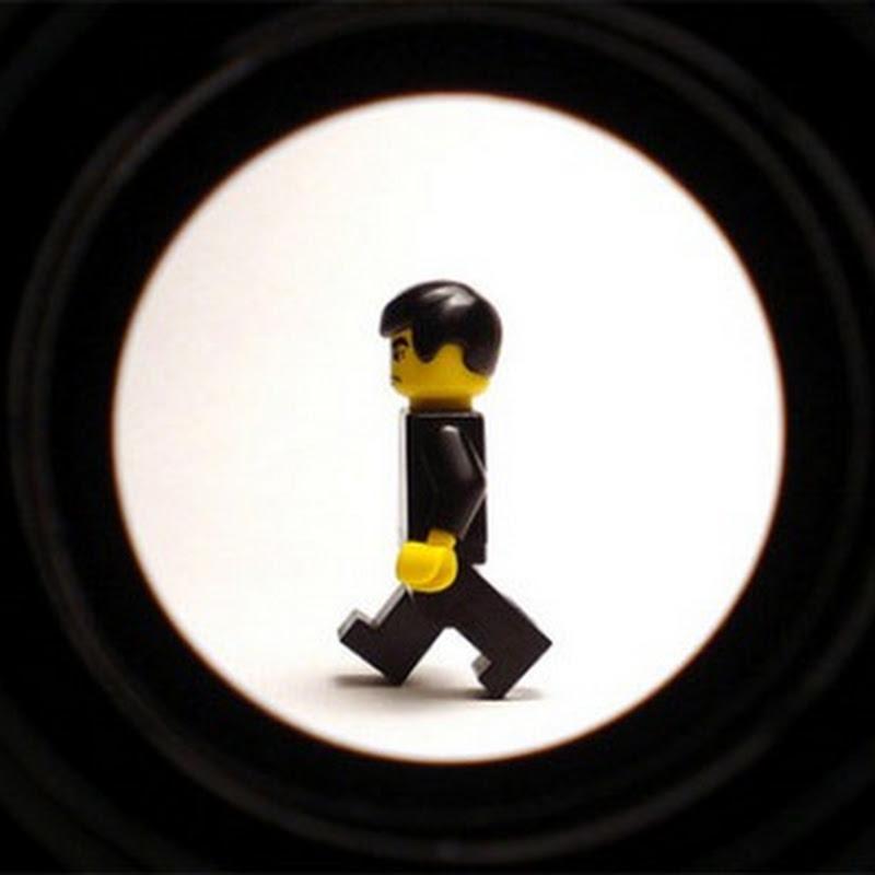 E Se Os Filmes Fossem Lego?