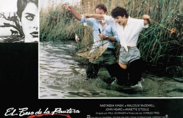 El beso de la mujer pantera cat people 1982 lobby129