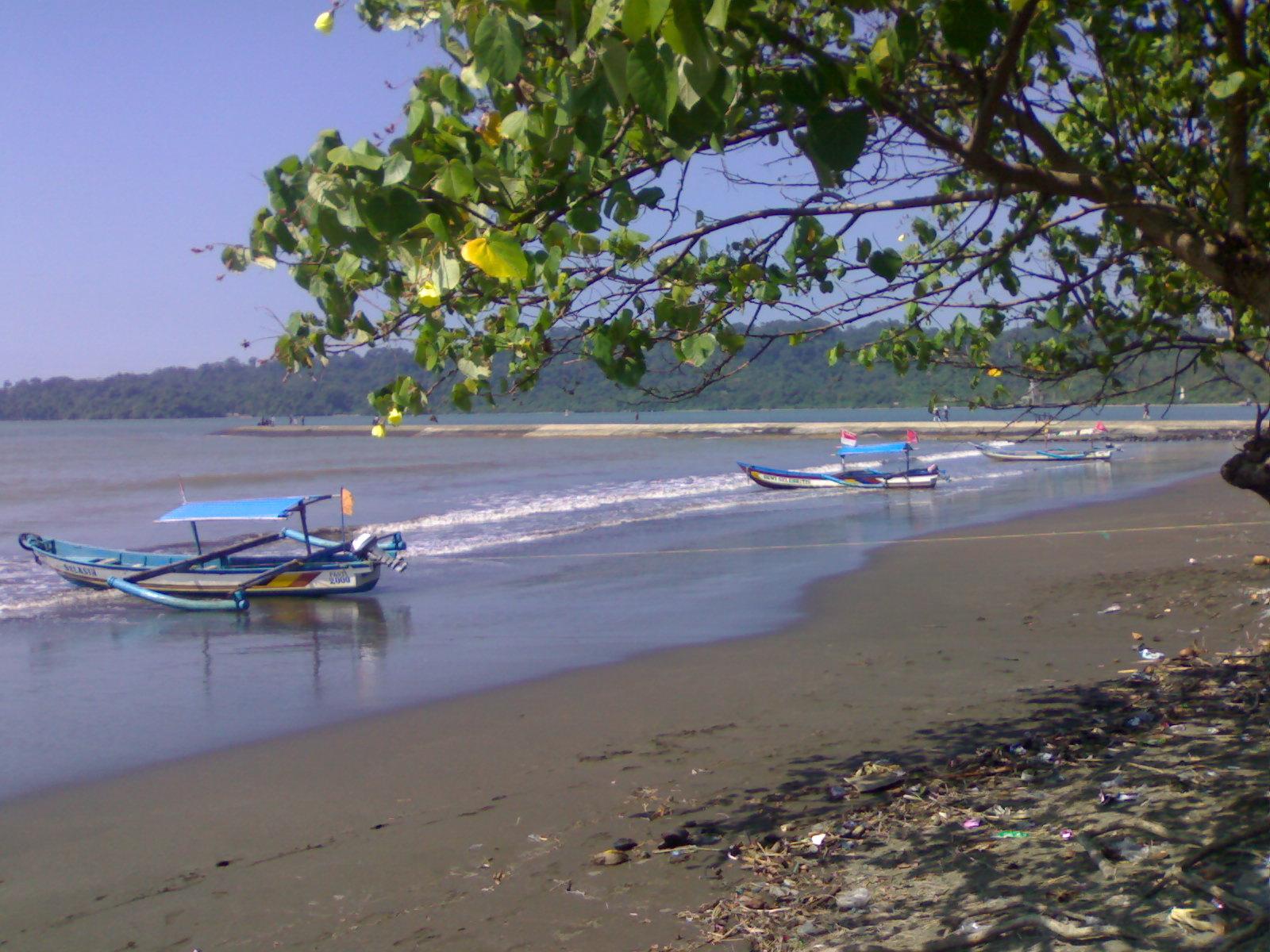 Pesona Indonesia Pesona Keindahan Pantai Teluk Penyu Cilacap