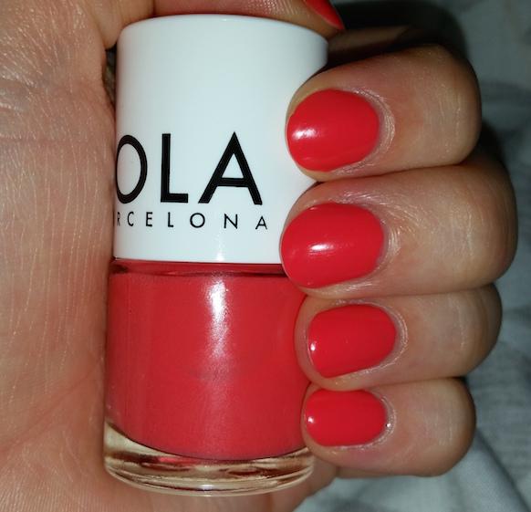 Lola Barcelona Nail Polish in Rambla Swatch