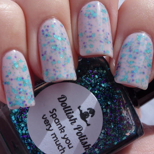 Spank You Very Much - Dollish Polish, Care To Danse? - OPI, Jelly Sandwich