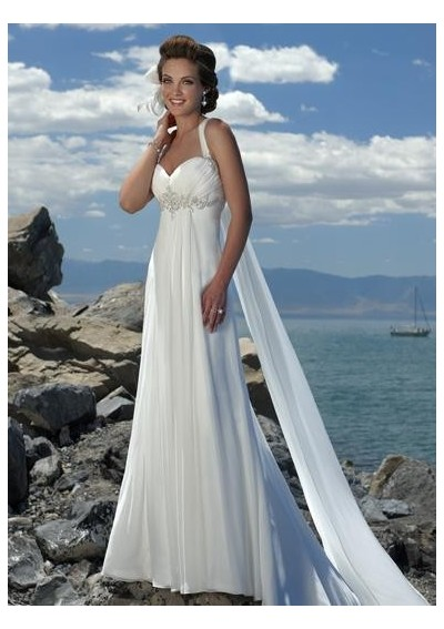 Beach Weddings Dresses on Cheap Wedding Gowns Online  Beach Wedding Dresses