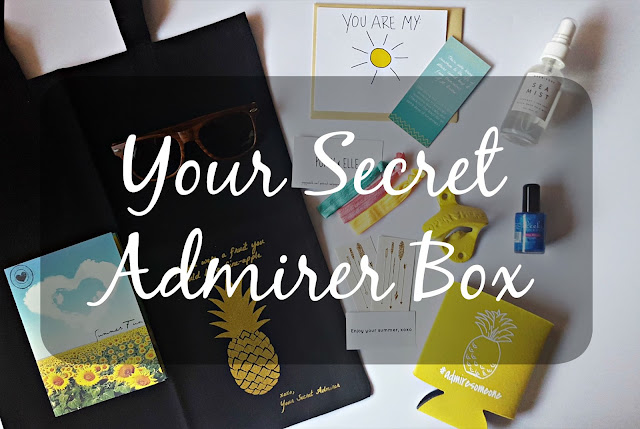 "Beauty Buzz Trial - Your Secret Admirer ""Summer Fun"" Box"