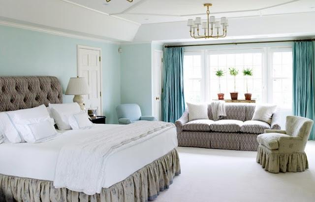 decoracao quarto azul turquesa e amarelo – Doitri com